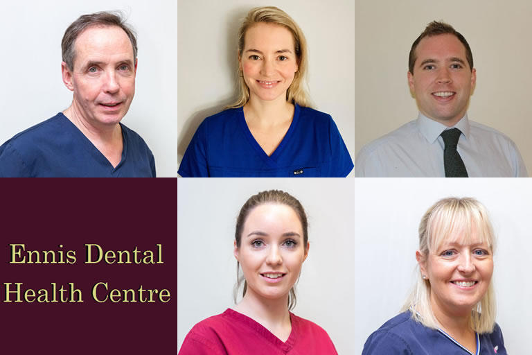 Ennis Dental Health Team